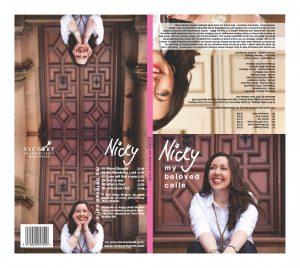 Nicky - My Beloved Calls CD -VICJM-