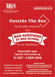Horfield Theatre Company - Outside The Box -HTC-